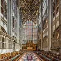 English Gothic Architecture History Characteristics