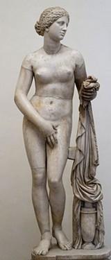 Greek Female Sculpture Late Classical Greek Sculpture