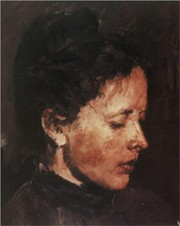 Portrait Of Olga Serova (1890) Russian Museum, St Petersburg.