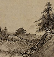 Ink and Wash Painting, Chinese Brush Paintings
