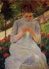 Mary Cassatt American Impressionist Painter