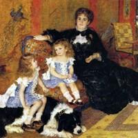 Pierre Auguste Renoir Impressionist Painter Biography Paintings