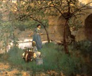 John Lavery, Irish Impressionist Artist, Plein-Air Painter ...