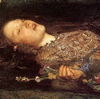 Famous Romanticism Paintings Ophelia