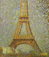 Georges Seurat Neo Impressionist Painter Inventor Of Pointillism