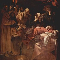 a understanding caravaggio of death virgin