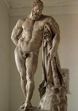 Similar. Greek male nude statues