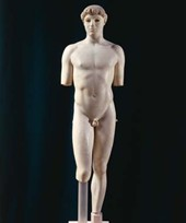 Greek Sculpture History Timeline Characteristics