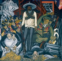 Jose Clemente Orozco, Mexican Mural Painter