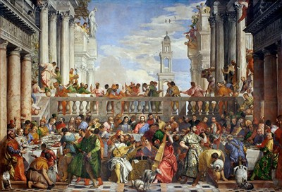 wedding feast at cana, paolo veronese analysis The Wedding At Cana Painting By Paolo Veronese the wedding at cana (1563) louvre, paris by paolo veronese considered to be one of the greatest paintings of the mannerist era Veronese All Paintings