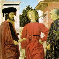 The flagellation of christ was one of the major works of which renaissance artist