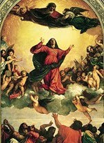 Assumption of the Virgin by Titian