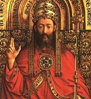 Ghent Altarpiece by  Hubert and Jan Van Eyck