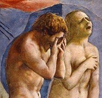 Expulsion From the Garden of Eden by Masaccio